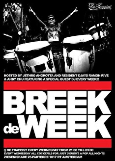Breek de Week (flyer)