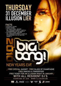 Big Bang 2010 (flyer)