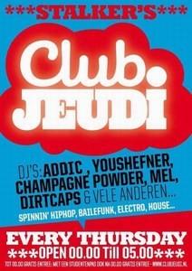Club jeudi (flyer)