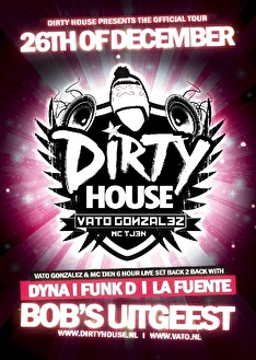 Dirty House (flyer)