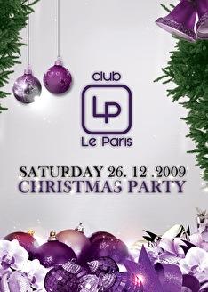 Chritmas Party (flyer)