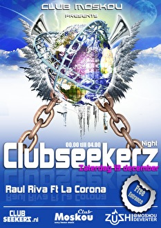 Clubseekerz Night (flyer)