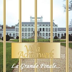 Villa Achterdeur (flyer)