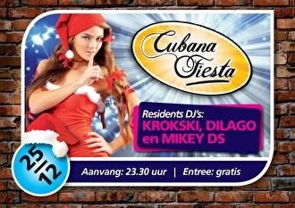 Cubana Fiesta (flyer)