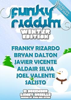Funky Riddim (flyer)