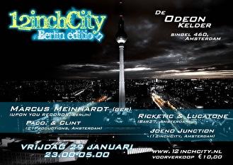 12inchCity (flyer)