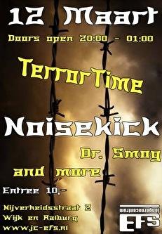 Terror time (flyer)