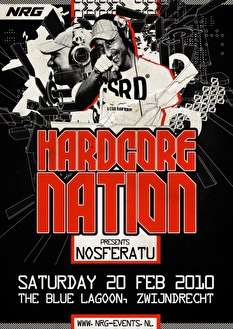 Hardcore Nation (flyer)