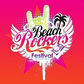 Beachrockers Festival (flyer)