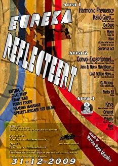 Eureka Reflecteert (flyer)