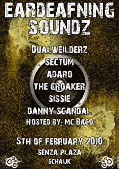 Eardeafning Soundz (flyer)