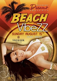 Beach Vibezz (flyer)