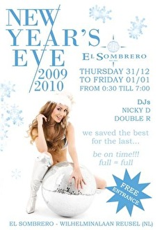 New Year's Eve (flyer)