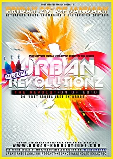 Urban Revolutionz (flyer)