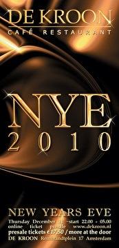 NYE 2010 (flyer)
