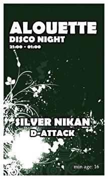 Disco Night (flyer)