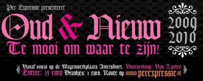 Oud & Nieuw 2009 - 2010 (flyer)