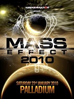 Mass Effect 2010 (flyer)