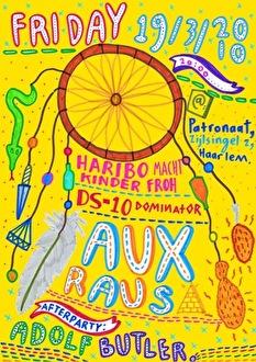 Aux Raus (flyer)