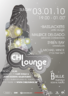 Chi Lounge (flyer)