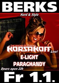 Hard & Style (flyer)