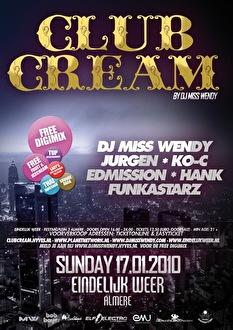 Club Cream (flyer)