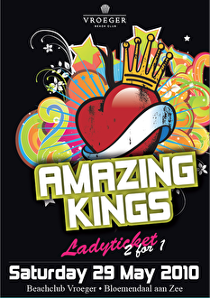 Amazing Kings (flyer)
