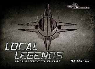 Local Legends (flyer)