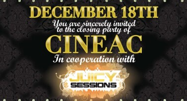 Juicy Sessions (flyer)