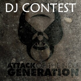 Attack of the new Generation (flyer)