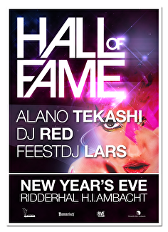 Hall of Fame (flyer)