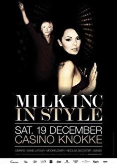Milk Inc Style (flyer)