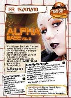 Alpha base (flyer)