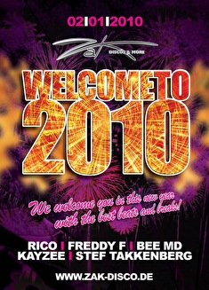 Welcome to 2010 (flyer)