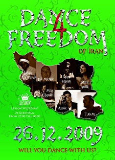 Dance 4 Freedom (flyer)