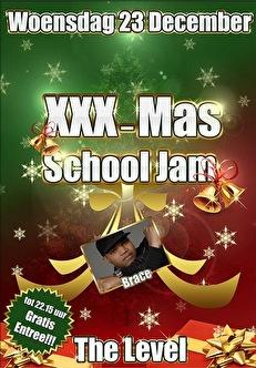 XXX-Mas SchoolJam (flyer)