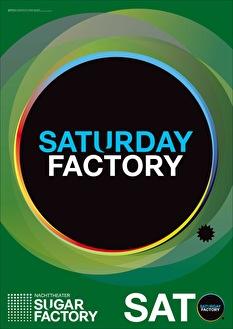 Saturday Factory (flyer)