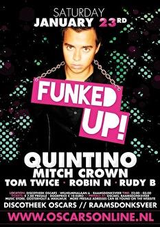 Funked Up! (flyer)
