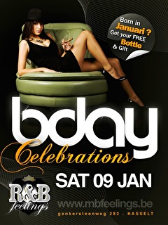 Bday CelebrationZ (flyer)