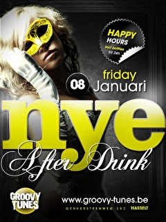 NYE AfterDrink 2010 (flyer)