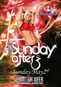 Sunday After 3 (flyer)