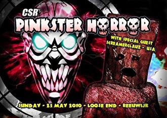CSR's Pinkster Horror (flyer)