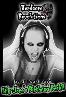 Hardcore Revolutions (flyer)