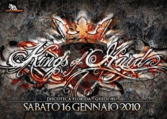 Kings Of Hard (flyer)