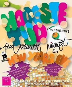 Oud Nieuwer Nieuwst en NYE (flyer)