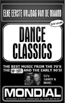 Dance Classics (flyer)