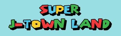 Super J-Town Land (flyer)