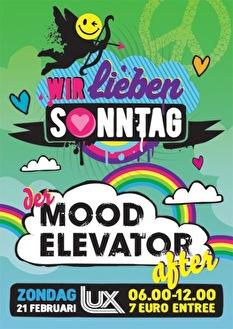 Wir Lieben Sonntag Der Mood Elevator after (flyer)