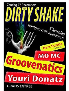 Dirty Shake (flyer)