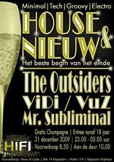 House en Nieuw (flyer)